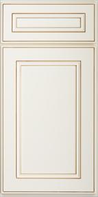 york-white-door